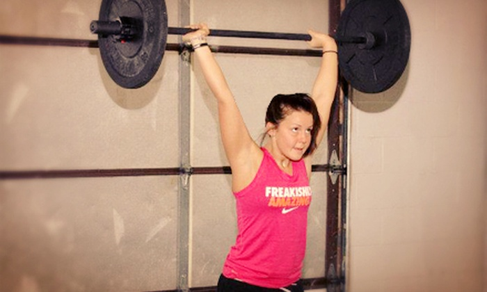 Victor CrossFit - Browncroft: One or Two Months of Classes at Victor CrossFit (Up to 68% Off)