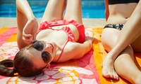 Three or Six Sessions of Laser Hair Removal on a Choice of Area at Radiance Skin Care and Laser Clinic (Up to 78% Off)