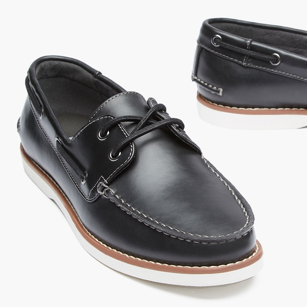 2724380e99e5 Unlisted by Kenneth Cole Men s Santon Boat Shoes (Size 10.5)