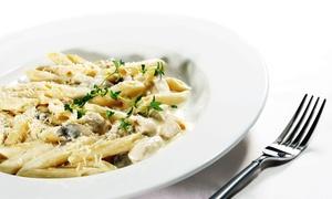 Spirito's Restaurant: Italian Food and Drinks at Spirito's Restaurant (Up to50% Off). Two Options Available