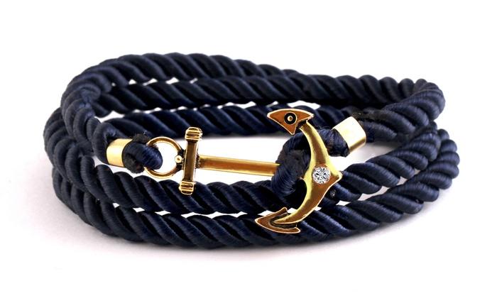 4c5f712295b01b Braccialetto Nautical   Groupon Goods