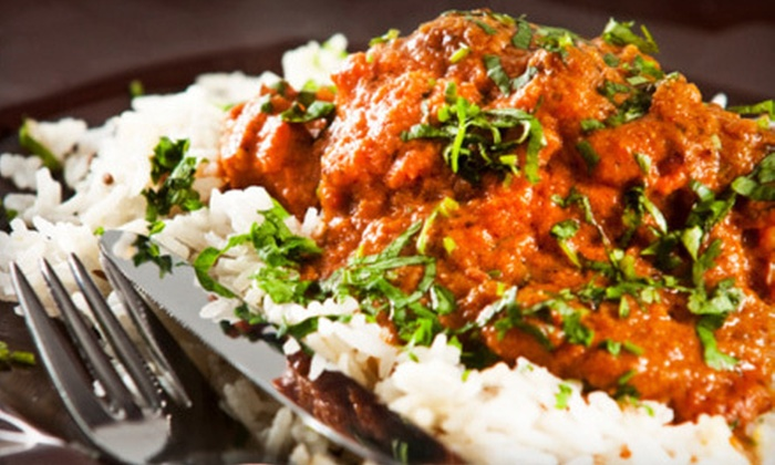 Kadai Indian Kitchen - Colonial Grand at Silverado Plaza: Indian Meal for Two or Four or $10 for $20 Worth of Indian Cuisine at Kadai Indian Kitchen