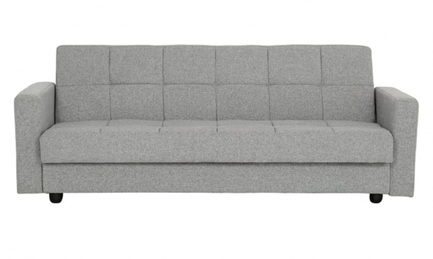 livingston 3er bettsofa groupon goods. Black Bedroom Furniture Sets. Home Design Ideas