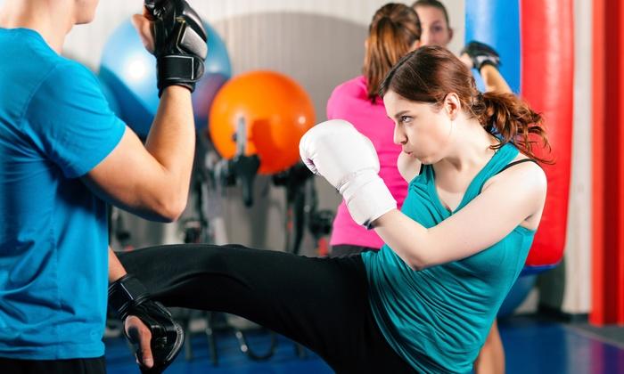 ATA Martial Arts - Oak Ridge North: 5 or 10 Krav Maga Classes with Gloves at ATA Martial Arts (Up to 74% Off)