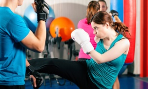 ATA Martial Arts: 5 or 10 Krav Maga Classes with Gloves at ATA Martial Arts (Up to 77% Off)