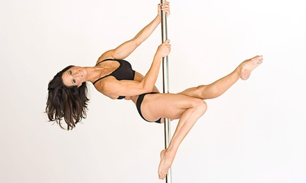 Pole or Aerial Classes, Alternative Classes, or One Month of Classes at OC Pole Fitness (Up to 73% Off)