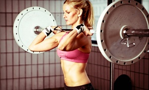 AOD CrossFit: $49 for One Month of Unlimited CrossFit Classes at AOD CrossFit ($155 Value)