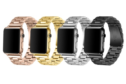 Stainless Steel Bands for Apple Watch: One $16 or Two $29