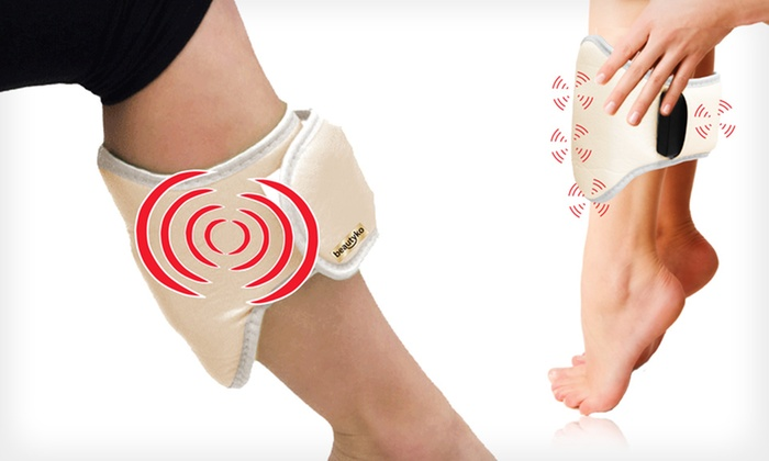Therapeutic Pulsation Leg Massager: $19.99 for a Leg-O-Sage Pulse Therapeutic Pulsation Leg Massager ($39.95 List Price). Free Shipping and Returns.