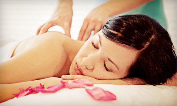 The Massage Works - Euless: One-Hour Swedish or Couples Massage Package at The Massage Works (Up to 56% Off)