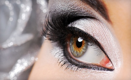 Permanent Eyebrows or Eyeliner on Upper or Lower Lids or Both from Lisa Anderson at Avanti Salon (Up to 80% Off)