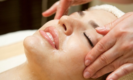 60-Minute Custom Facial from Bliss Skin Care Studio (50% Off)