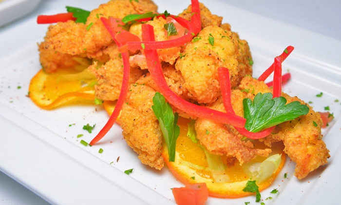 Stonefish Grill - Dupont Circle: $12 for $20 Toward Lunch at Stonefish Grill