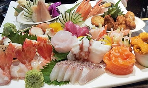 Asiana Cafe: Pan-Asian Cuisine at Asiana Cafe (Up to 39% Off). Two Options Available.