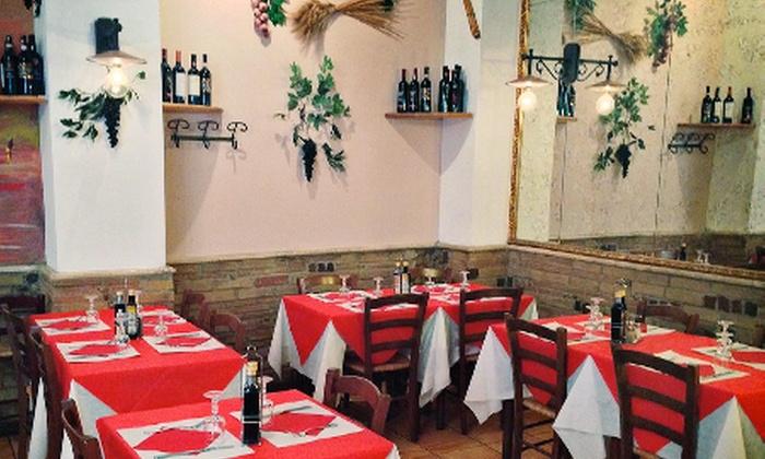 Da Ottavio - Roma: Tris di tagliata da 900 g e bottiglia di vino a due passi da Piazza Navona da 34 €