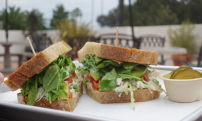 Book Ends Cafe - Lower State: $18 for Three Groupons, Each Good for $10 Worth of Cafe Cuisine at Book Ends Cafe ($30 Total Value)
