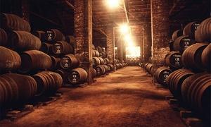Bodegas Alvear: Visita a Bodegas Alvear con cata de vinos y acompañamiento para dos o cuatro personas desde 16,90 €