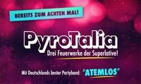 1, 2, 4, 6, 10 oder 15 Tickets für die PyroTalia mit Live-Musik am 18. August 2018 im Freibad Lübars (bis zu 52% sparen)