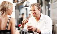 Speed dating con dos consumiciones para 1 persona por 9,95 € Citas para Singles