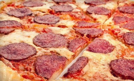 $30 Groupon - Mission Pizza & Pub in Fremont