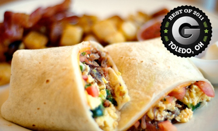 Executive Diner - DeVeaux: $5 for $10 Worth of Diner Fare with a Mexican Twist at Executive Diner