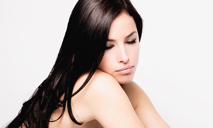 Salon Nouveau 2 LLC - Hasbrouck Heights: Express or Regular Keratin Treatment at Salon Nouveau 2 LLC (Up to 72% Off)