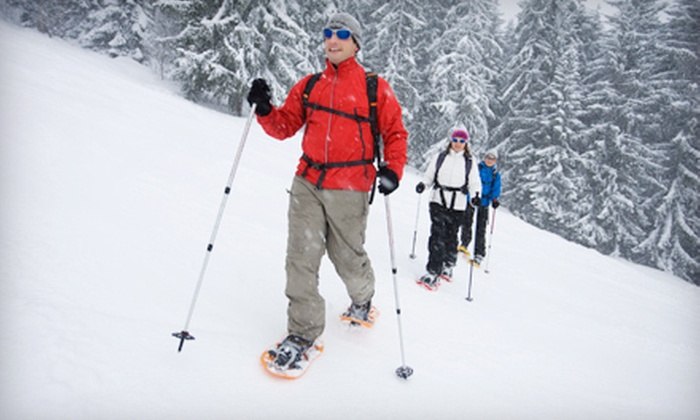Bay Area Expeditions - Central North San Francisco: Backcountry Snowshoeing Class for One or Two from Bay Area Expeditions (Up to 61% Off)