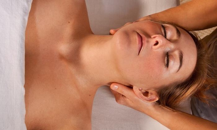 Sarah J Massage - East Dallas: 60- or 90-Minute Swedish or Deep-Tissue Massage at Sarah J Massage (Up to 76% Off)