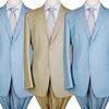 Eleganza by Giorgio Sanetti Men's 2-Piece Suits