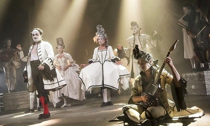 Barbican Centre - London: Mozart Undone: Second Price (£10.50) or Top Price Ticket (£14) at The Barbican (50% Off)