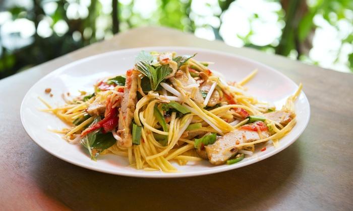 Thai D Classic Thai Cuisine - Marion: $5 Off Purchase of $25 or More at Thai D Classic Thai Cuisine