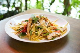 Thai D Classic Thai Cuisine: $5 Off Purchase of $25 or More at Thai D Classic Thai Cuisine