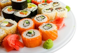 Kimono Japanese Restaurant: $10 for $20 Worth of Hibachi or Sushi at Kimono Japanese Restaurant