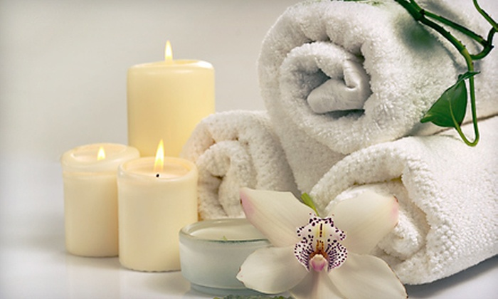 Calm Sensations - Weaverville: Aromatherapy Massages and Body Wraps at Calm Sensations (Up to 52% Off). Three Options Available.