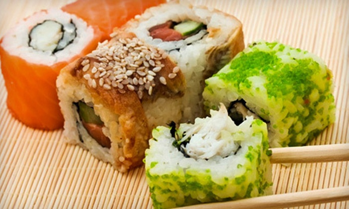 Tokyo Japanese Restaurant  - Mortimer,Upper Monroe: $15 for $30 Worth of Hibachi Fare, Sushi, and Bento Boxes at Tokyo Japanese Restaurant