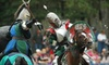 King Richard's Faire - Upper Cape: Renaissance-Festival Outing for Four or Two at King Richard's Faire (Up to 47% Off)