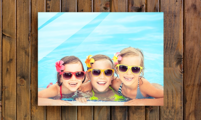 ImageCom.com: Custom Acrylic Photo Print from ImageCom.com (Up to 93% Off). Five Sizes Available.