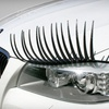 CarLashes.com: Black or Pink Headlight Eyelashes and Crystal Headlight Eyeliners from CarLashes (52% Off)