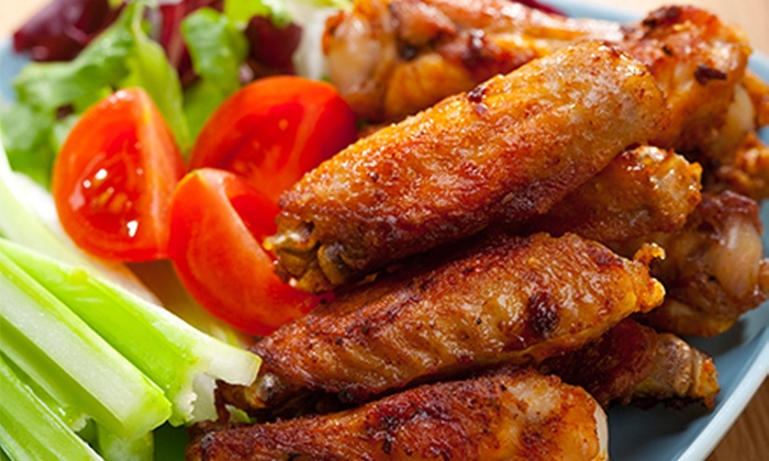 Bulldog Brewery - Whiting: Pub Food for Two or Four at Bulldog Brewery (Half Off)