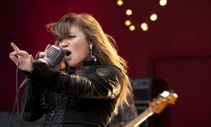 Kelly Clarkson and The Fray - Harris - Houston: Kelly Clarkson and The Fray Concert on September 12 at 7 p.m. (Up to Half Off). Two Options Available.