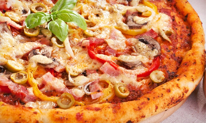Mauro's Pizza & Pasta - Fairfax: $10 for $20 Worth of Gourmet Pizza for Carry-Out at Mauro's Pizza & Pasta