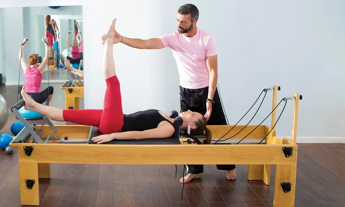 The Pilates and Yoga Center of St. Louis - Ladue: 5 or 10 Pilates Reformer Classes at The Pilates and Yoga Center of St. Louis (Up to 65% Off)