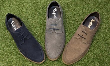 Rauhleder-Schnürrer für Herren 29,90 € -Schuhe
