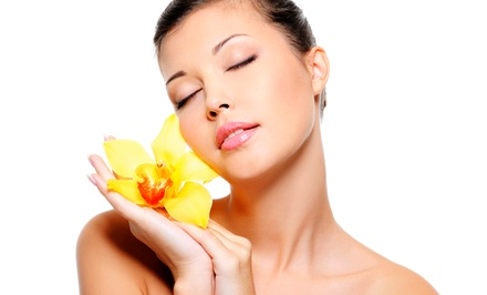 One or Three Salt-A-Peel Treatments or One Microdermabrasion Treatment at Body Image Solutions (Up to 81% Off)