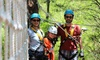 Up to 33% Off Ziplining Tour at Trinity Forest Adventure Park
