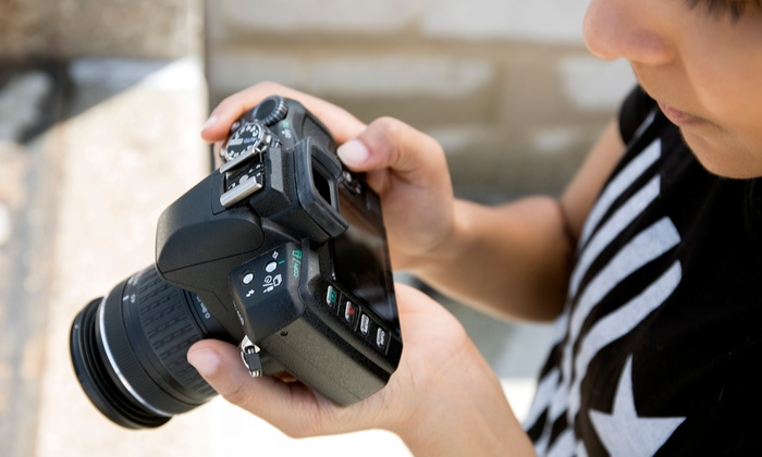 Invert The World Art & Designs - Downtown: Three-Hour Creative Photography Class for One or Two from Invert the World Art & Designs (Up to 83% Off)