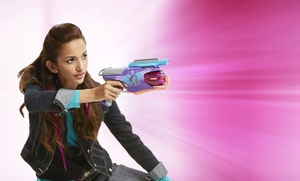 Nerf Rebelle Spylight Blaster with Message Dart Refill Bundle