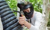 Up to 90% Off Paintball Package at Warped Paintball Park