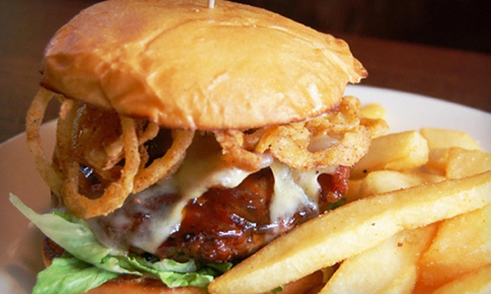 Creekside Grill - Silverton: New American Fare for Two or Four at Creekside Grill (Up to 52% Off)