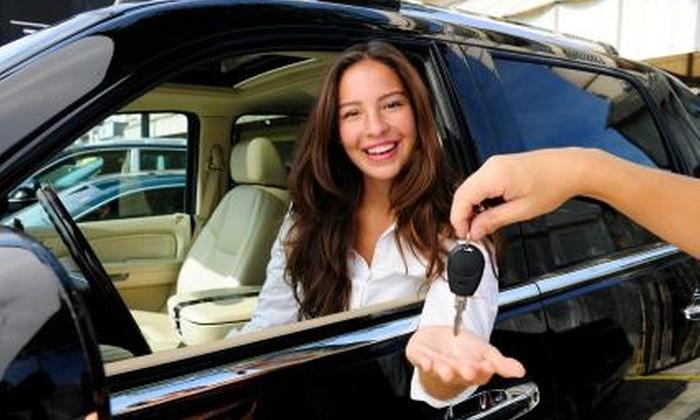 Bakersfield Driving School - Bakersfield: Online Driver's Education Course at Bakersfield Driving School & Traffic School (40% Off)